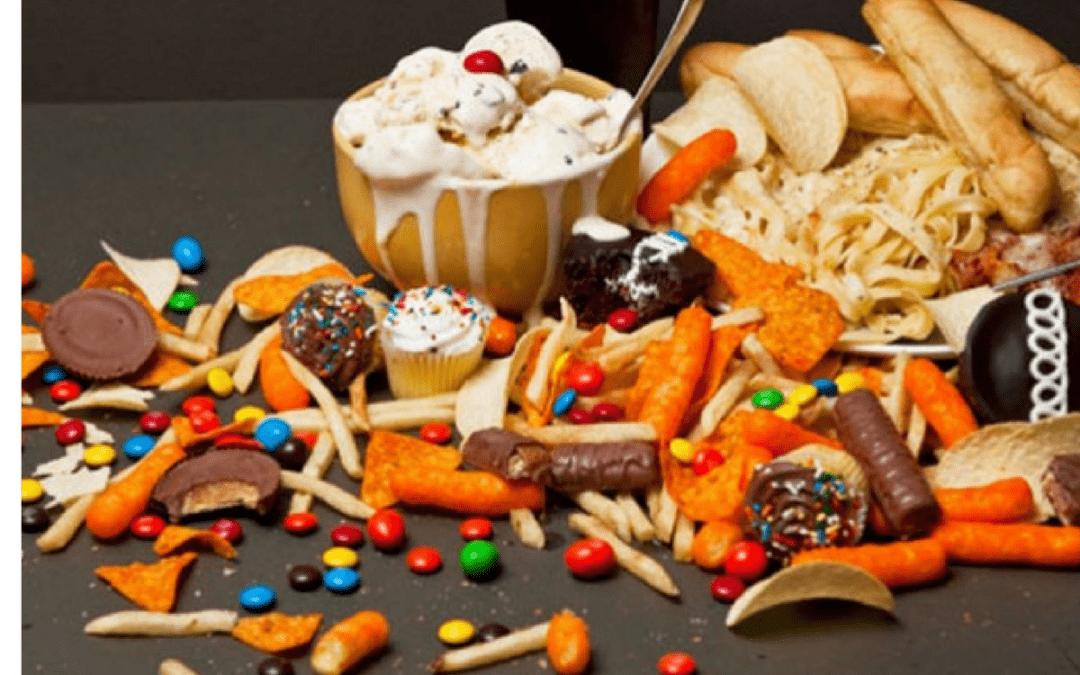 Een bekentenis over eetbuien